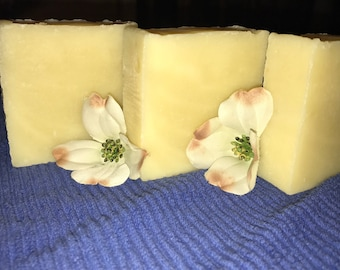 Simply The Best Soap (unscented cold process soap)