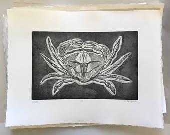 Crab Print
