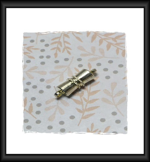 Silver 10 mm Magnetic Clasp