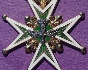 The Holy Spirit Medal