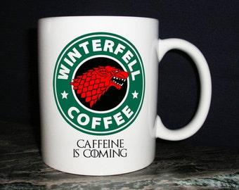 Winterfell Coffee Mug