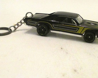 Pontaiac GTO keychain,1967 Muscle Car,schluesselanhaenger, Coupe Sleutelhanger, Mens or Womens keychain, Mens or Womens gift