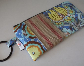 Custom Order - You Design - Jute Bangle Wristlet