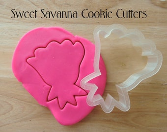Flower Cookie Cutter - Rose Cookie Cutter