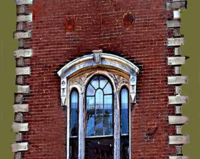 Kentucky, Mt Sterling, Window on Main Fine Art Print on Paper or Canvas. Framing Available