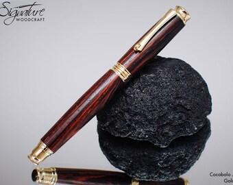 Beautiful custom writing pen - ideal gift for Birthdays, Retirement, Graduation, Mothers Day