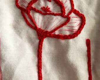 Poppy Patches - PRE ORDER
