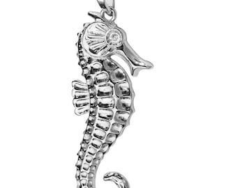 Seahorse Klasik Pendant