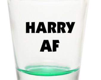 Harry Styles Harry AF Shot Glass