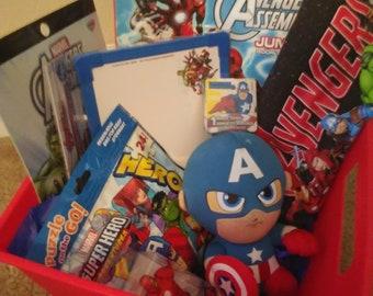 Avengers Large basket