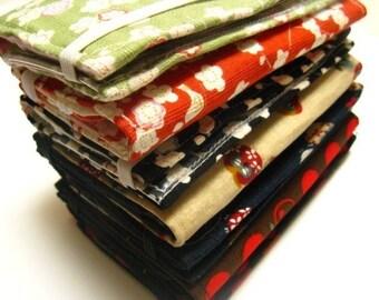 Custom fabric bifold wallet | Vegan wallet | Billfold wallet | Wallet