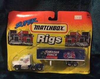Super Matchbox Rigs - Hawaiian Punch