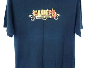 free shipping Pantera Reinventing The Steel Dimebag Darrell t-shirt Medium black cotton