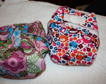 Instant Download Cloth Diaper AIO AI2 All in One Pattern ittybittybums