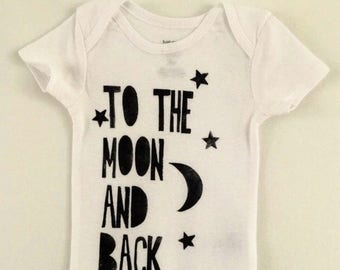 Bodysuit - To The Moon And Back