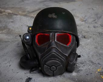 NCR Ranger helmet, cosplay replica,  props