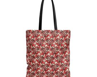 Toadstool Tote Bag