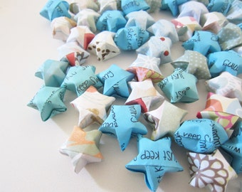 SALE 100 Just Keep Swimming. Finding Nemo Origami Stars