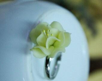 Sophisticate anneau rose fabriqués à la main, sélectionnez-en un dans la liste