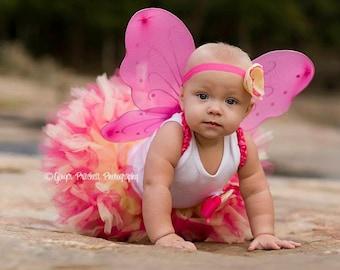 Fairy Tutu Costume   Baby Girls Fairy Dress