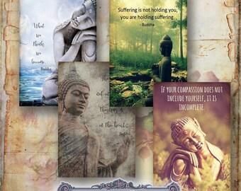 10 Buddha Tags