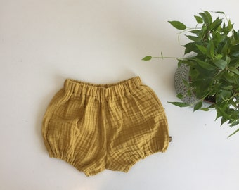 Soft plain diaper cover, bloomer, nappy cover,