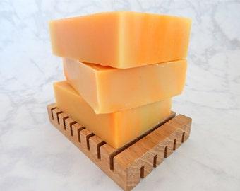 Savon Orange sucré - savon parfumé agrumes - savon agrume naturel - agrumes au savon - savon à l'huile essentielle d'unisexe soap - savon naturel - - agrume