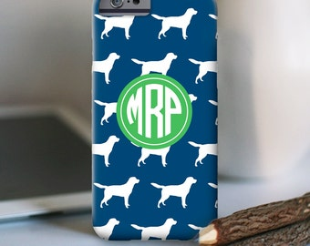 iPhone 7 Personalized Case  - Labrador (Choose your breed)  - other models available