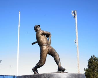 Micky Mantle's Home town