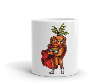Completely Ridiculous Super Carrot Coffee Mug