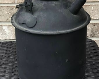 Vintage Eagle Kerosene Can