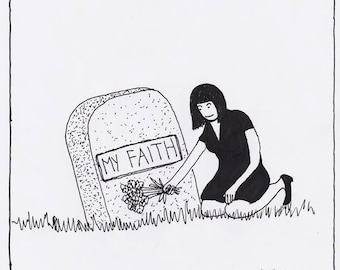 Grieving Faith
