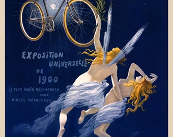 Cycles Brillant Poster (#0611) 6 sizes