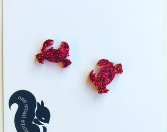 Crabby Crab Earrings