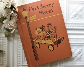 Vintage On Cherry Street Book, Sold at Hudson's Bookshop, Detroit, 1953