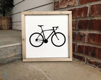 Road Bike Silhouette