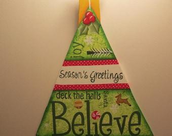 Believe Tree.