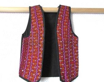 Banjara boys vest Embroidered with Shishas