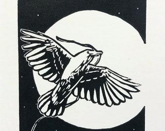 Take Flight - Mini Print