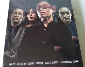 NEW! Capadocia Segunda Temporada (DVD) 4-Disc! Subtitles: English, Portuguese - Free Shipping