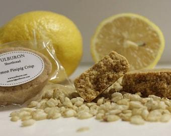 Lemon Pinipig Crisp Pulburon