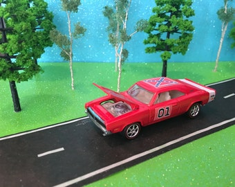 ertl 1:64 The Dukes of Hazzard #01 general lee 1969 dodge charger diecast toy new #8171