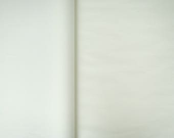 Set of 5 sheets of white tissue paper size 50 cm * 65 cm