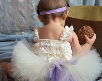Newborn Tutu| No Sew| Select your Colors
