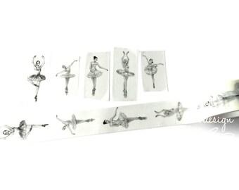 Ballet Washi Tape (185549)