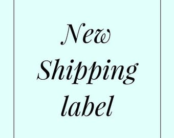 New Shipping Label