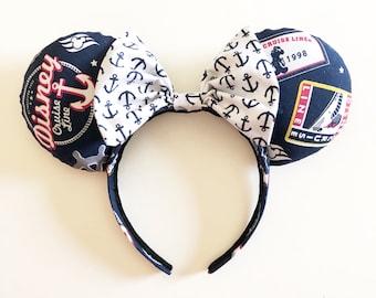 Disney Cruise Line Mouse Ears