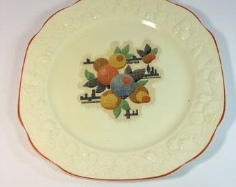 Dinner Plate Crooksville