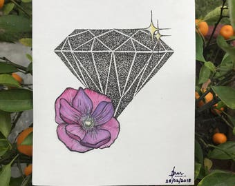 Shine on you, crazy diamond