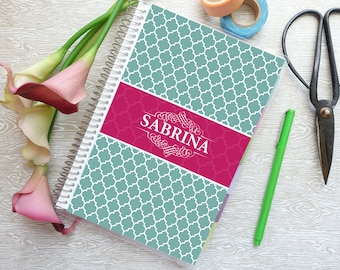 2018 - 2019 Monthly Planner